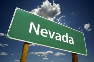 Nevada-Sign