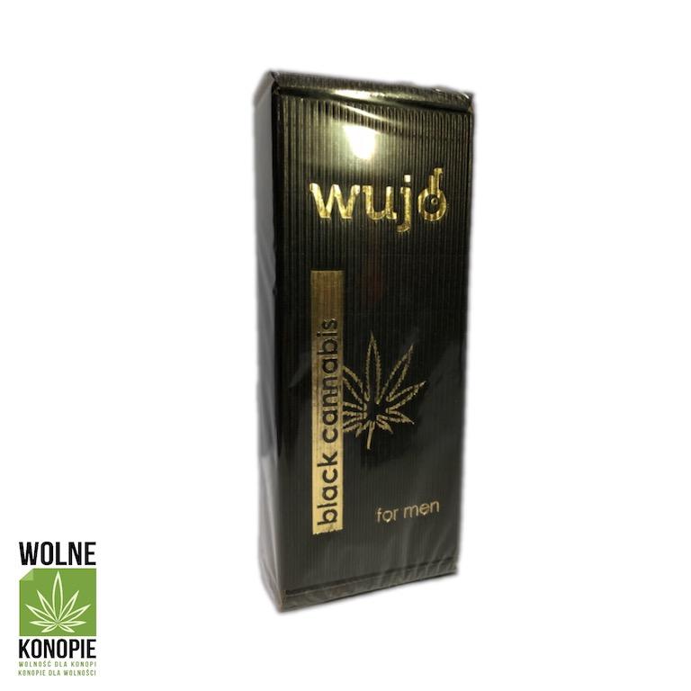 Perfumy Wujo Black Cannabis