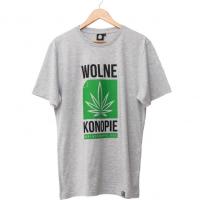 Koszulka Melanż Wolne Konopie