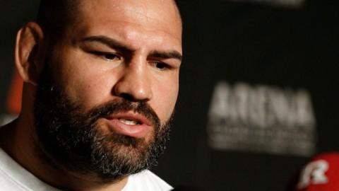 ZAWODNIK UFC CAIN VELASQUEZ: ,,KANNABIDIOL CBD POZWALA MI NADAL TRENOWAĆ''