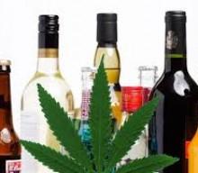 BADANIA WSKAZUJĄ, ŻE MARIHUANA NIE USZKADZA MÓZGU A ALKOHOL TAK