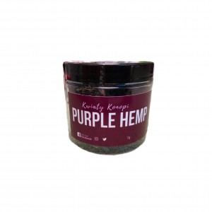 PURPLE HEMP
