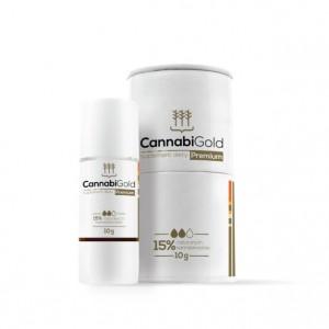 Olej CannabiGold Premium 15% 10g