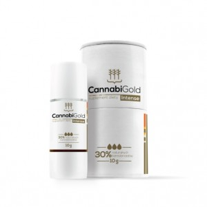 Olej CannabiGold Intense 30% 10g