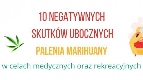 10 NEGATYWNYCH SKUTKÓW