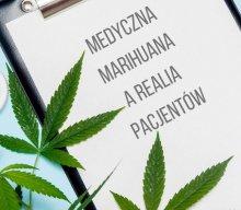 Medyczna marihuana a realia pacjentów