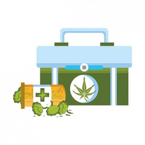 marihuana w aptekach
