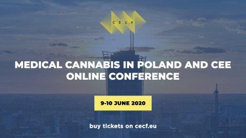 Konferencja: CECF Konopie Medyczne w Polsce i Europie Środkowo-Wschodniej