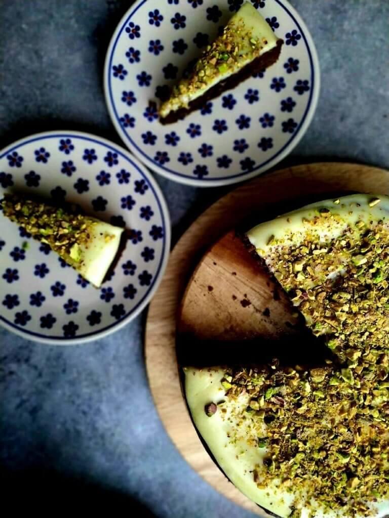 konopne ciasto z mąki konopnej