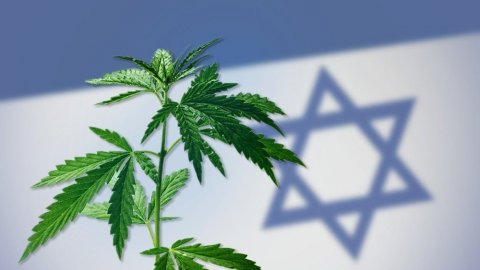 Izrael ogłosił zamiary legalizacji rekreacyjnej marihuany